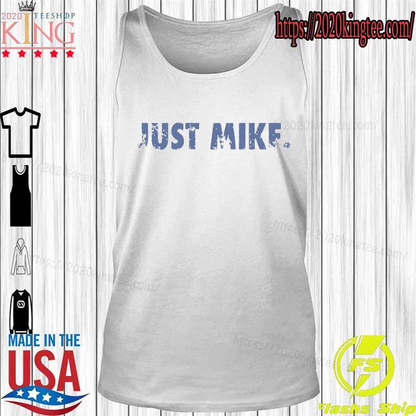 Official Mike Stud Just Mike Shirt Tanktop