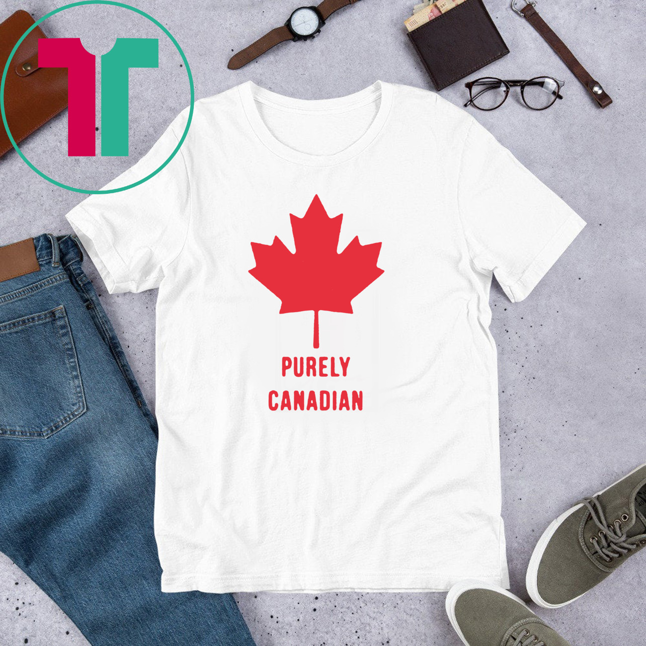Official Purely Canadian Shirt
