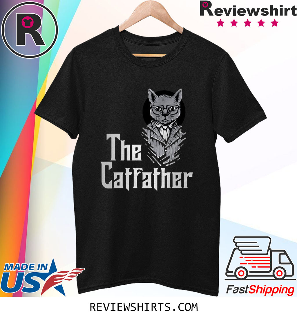 Official the catfather shirt