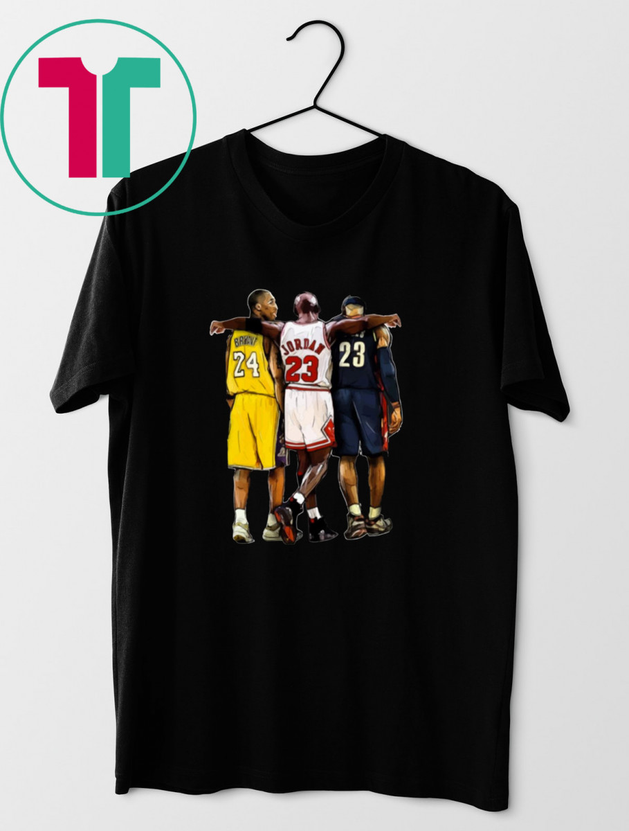 Legend Jordan Lebron James RIP Kobe King 1978-2020 Shirt