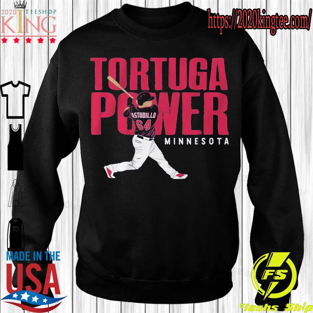 Willians Astudillo Tortuga Power Minnesota s Sweatshirt