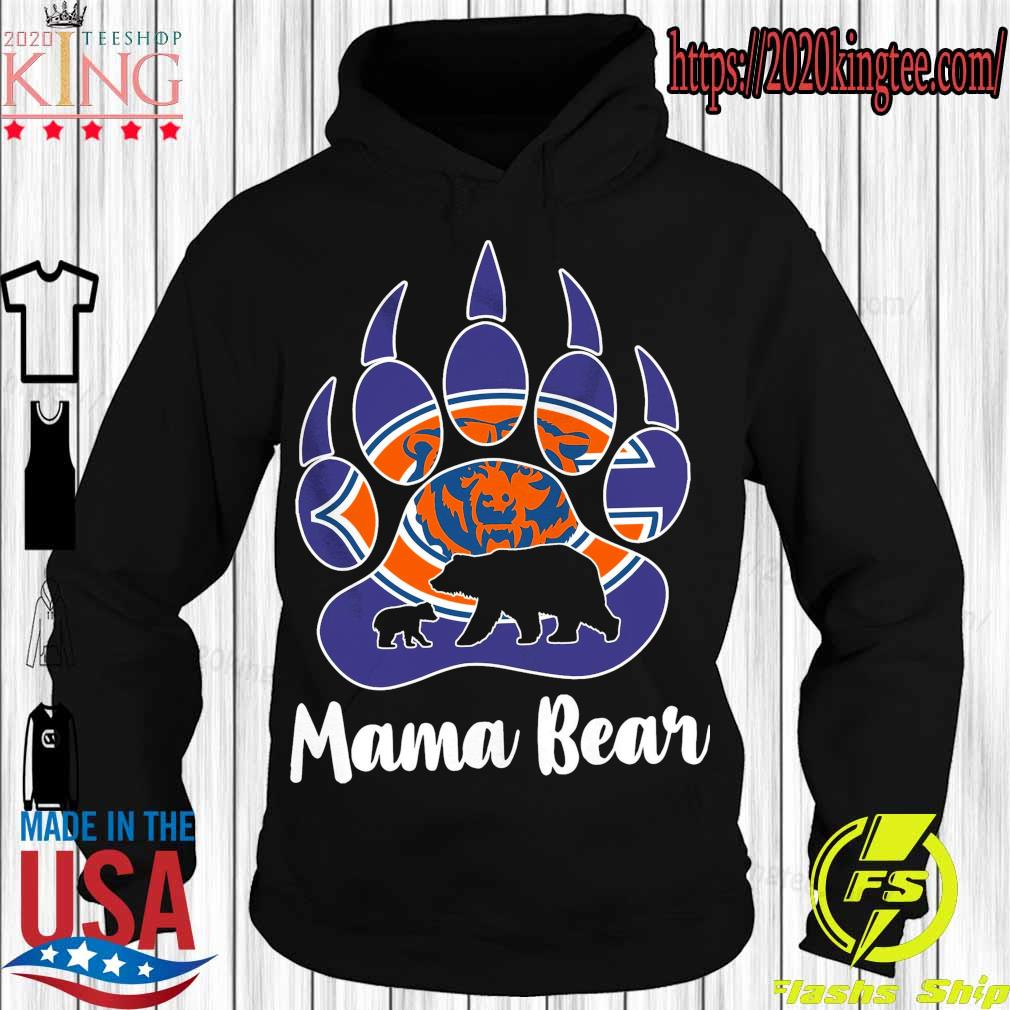 Official Chicago Bears Mama Bear s Hoodie