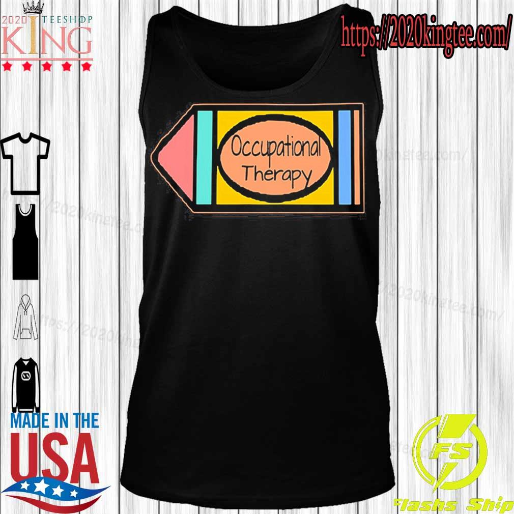 Official Occupational Therapy s Tanktop