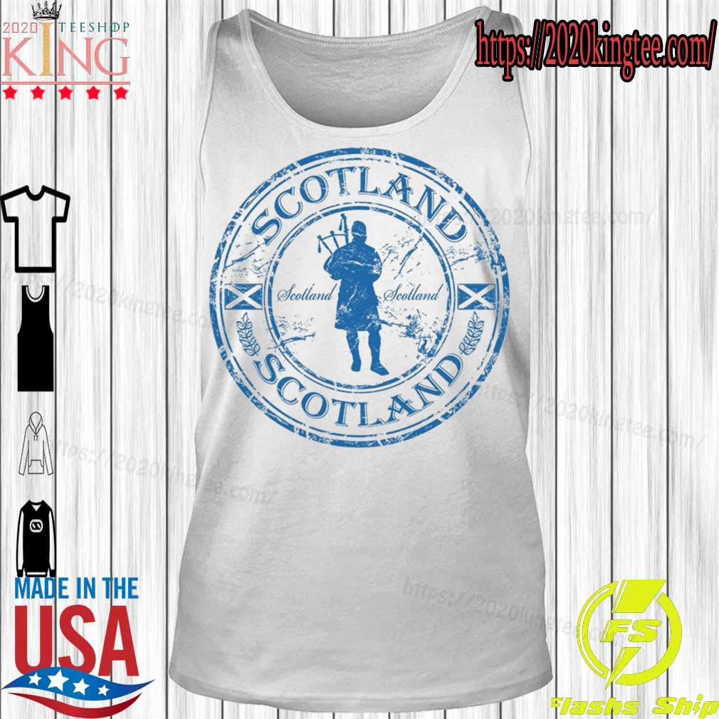 Official Scotland Scotland s Tanktop
