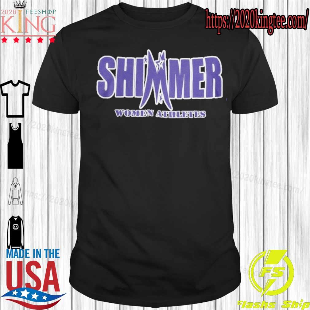 Perfect Shimmer Women Athletes Shirt